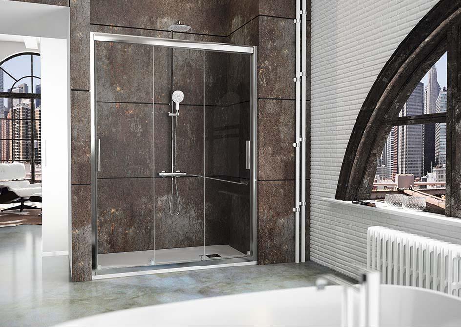 Cambio ba era por plato de ducha sin obras duchate - Cambio de banera por plato de ducha sin obras ...