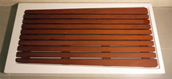 Tarimas de madera para duchas duchate - Tarimas para ducha ...