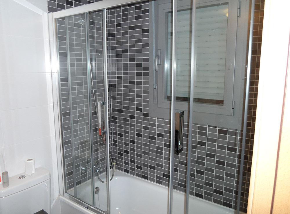 Reforma de ba o completo duchate - Quitar banera y poner plato de ducha ...