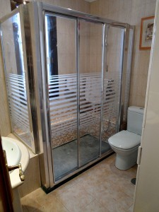 Reforma completa de baño en Madrid