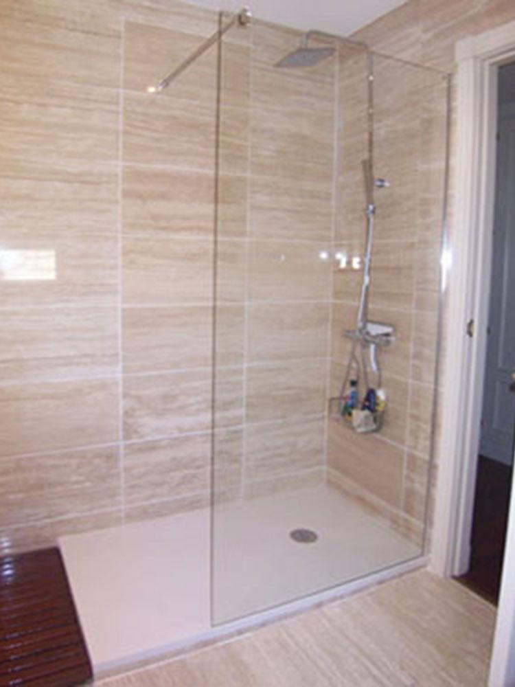 Cambiar ba era por ducha en madrid duchate for Cambiar banera por ducha