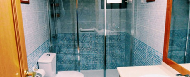 Cambiar bañera por plato de ducha en Madrid