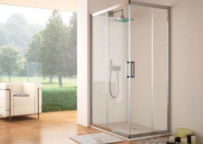 Ideas para hacer el cambio de bañera por plato de ducha