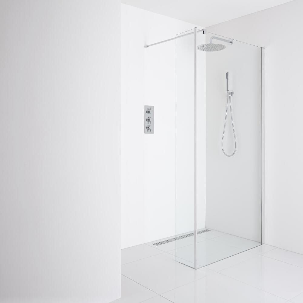 Las mejores mamparas de ducha para maximizar el espacio en baños pequeños