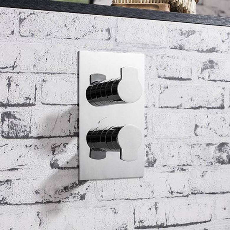 Cómo elegir una válvula de ducha - Manual o Termostática